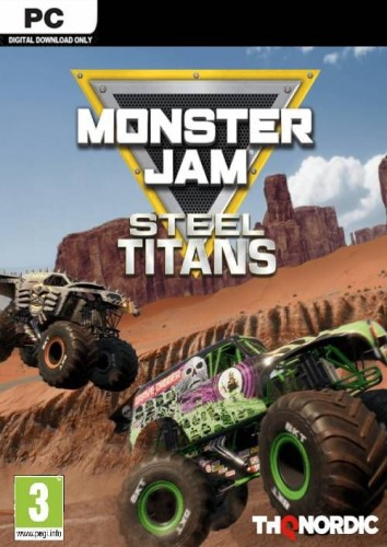 Monster Jam Steel Titans (2019)